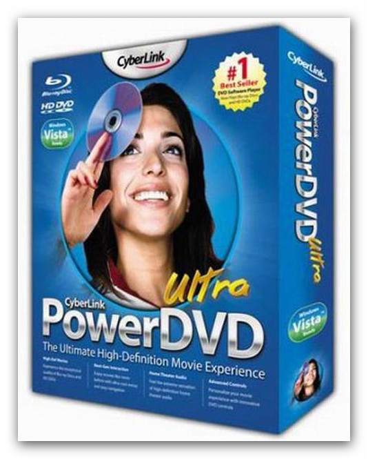 CyberLink PowerDVD Ultra 3D версия 10.0.1516.51 (Rus/03.2010/Multilingual I