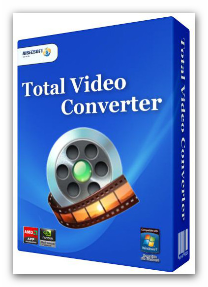Aiseesoft Total video converter 6.2.66 Free download Crack version Aiseesof