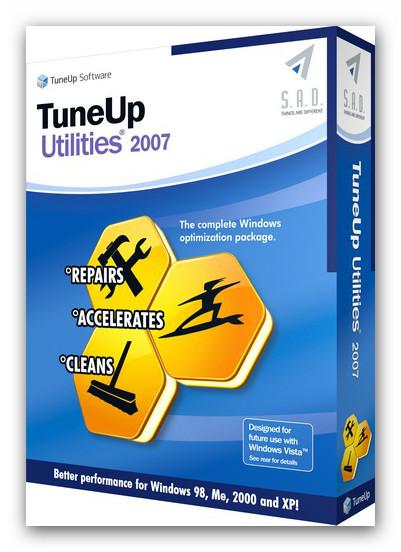 Написать сообщение администрации. TuneUp Utilities 2007 6.0.2311 + Русифик